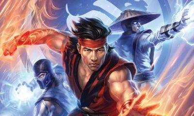 Mortal Kombat Legends: Battle of the Realms (Warner Bros. Animation)