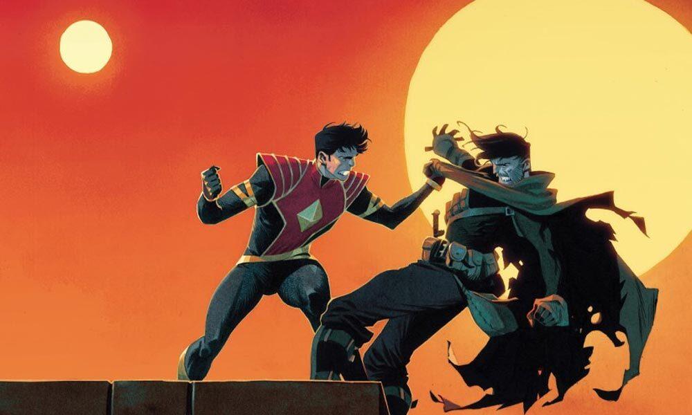 Power Rangers #9 (BOOM! Studios)