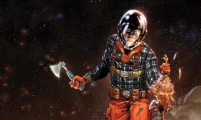 Redshift #1 (Scout Comics)