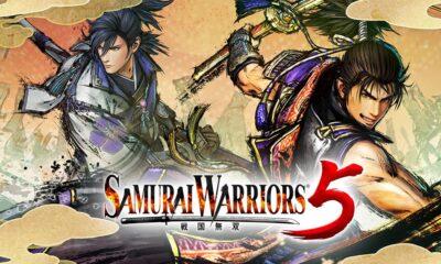 Samurai Warriors 5 (KOEI TECMO Europe)