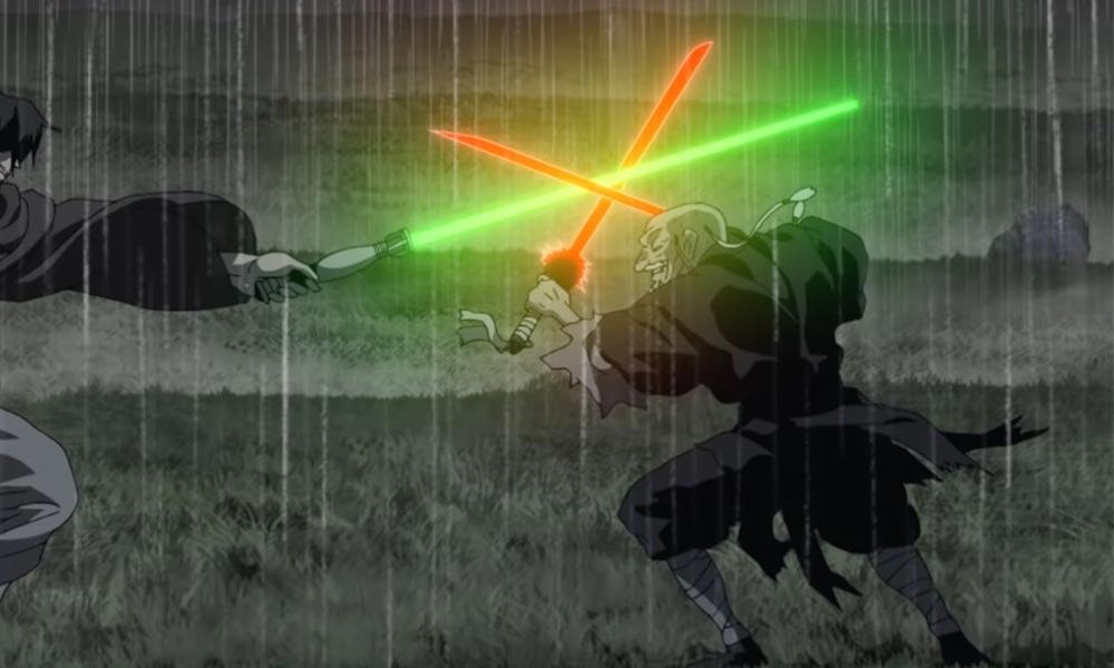 Star Wars: Visions (Disney+)