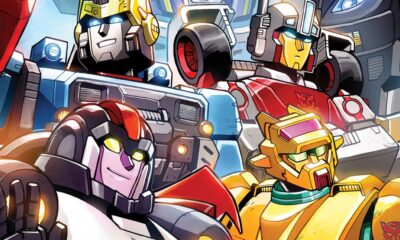 Transformers: Wreckers—Tread & Circuits #1 (IDW)