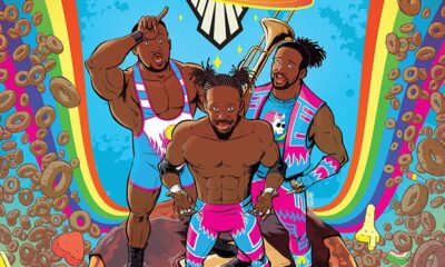 WWE The New Day: Power of Positivity #1 (BOOM! Studios)