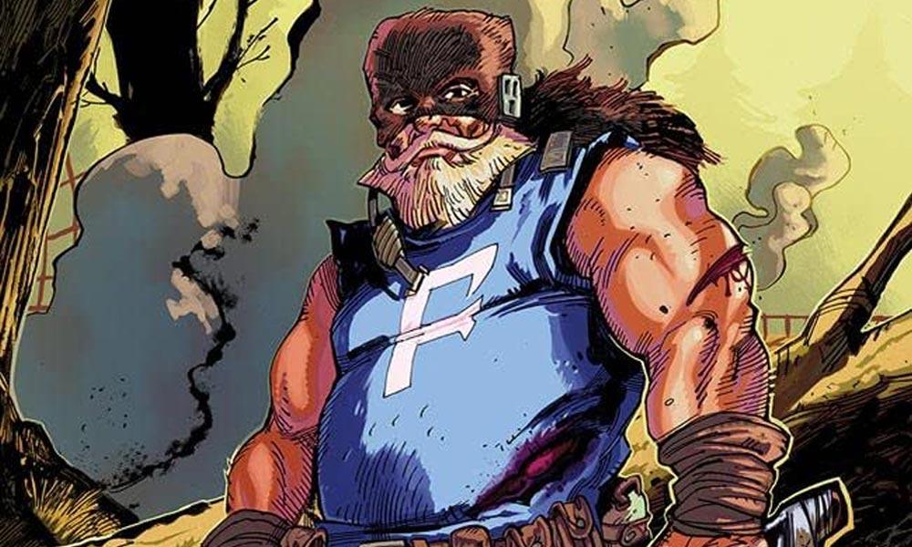 Frontiersman #1 (Image Comics)