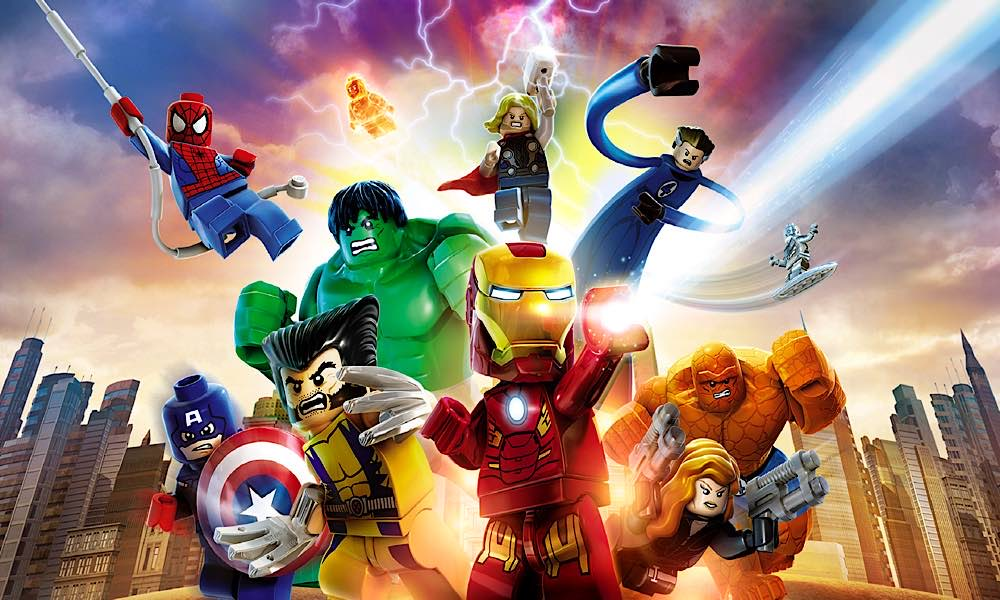 LEGO Marvel Superheroes (Warner Bros. Interactive)