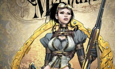 Lady Mechanika (Image Comics)