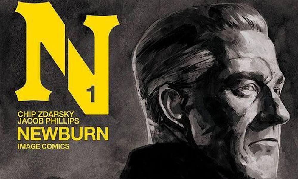 Newburn #1 (Image Comics)