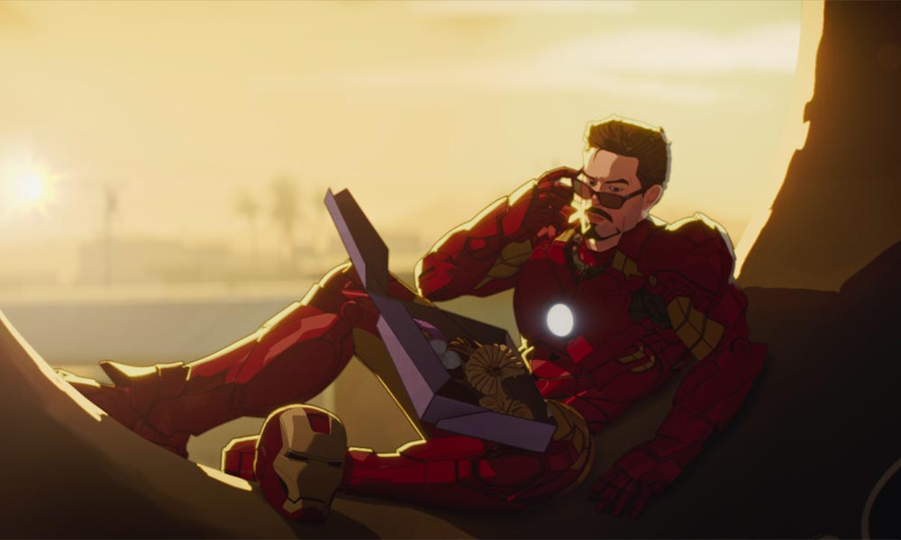 Marvel's What If (Marvel Studios)