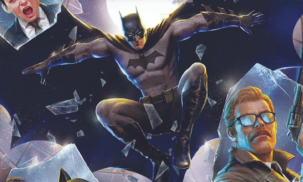 Batman: Year One (Warner Bros. Home Entertainment)