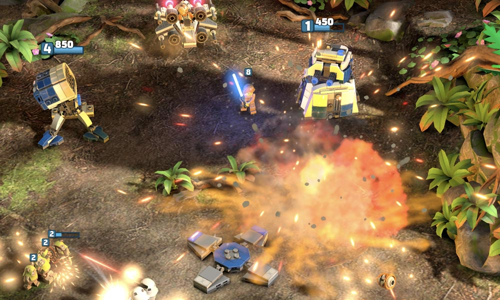 LEGO Star Wars Battles (WB Games)