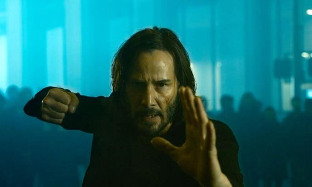 The Matrix: Resurrections (Warner Bros. Pictures)