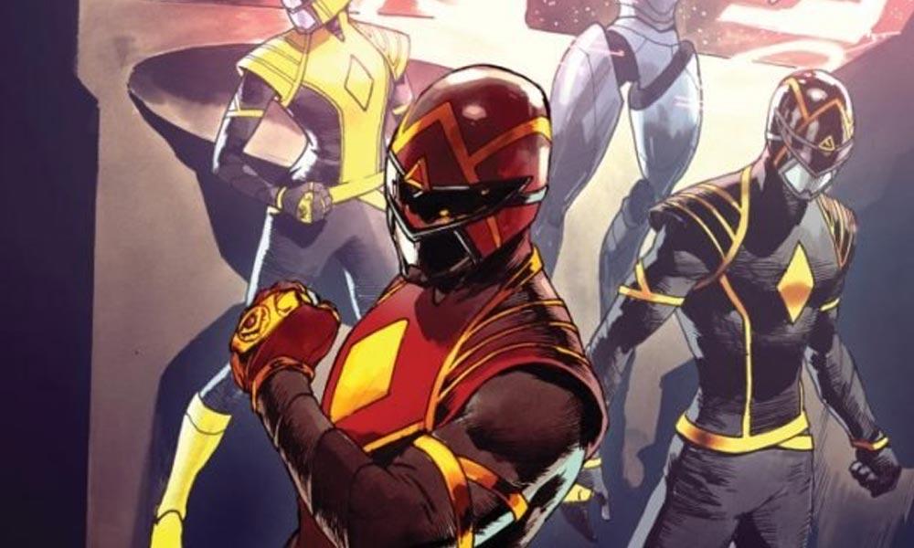 Power Rangers #11 (BOOM! Studios)