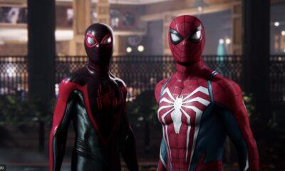 Spider-Man 2 Insomniac