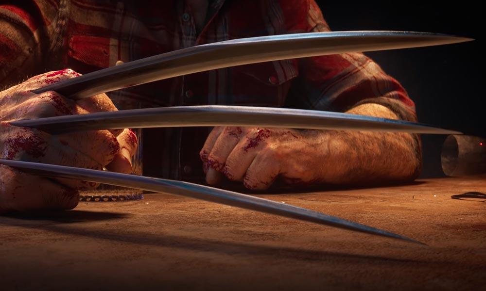 Wolverine (Insomniac Games)