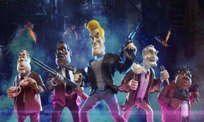 Chuck Steel: Night of the Trampires (Animortal Studios)