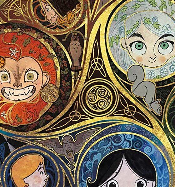 Irish Folklore Trilogy (Studiocanal/Cartoon Saloon)