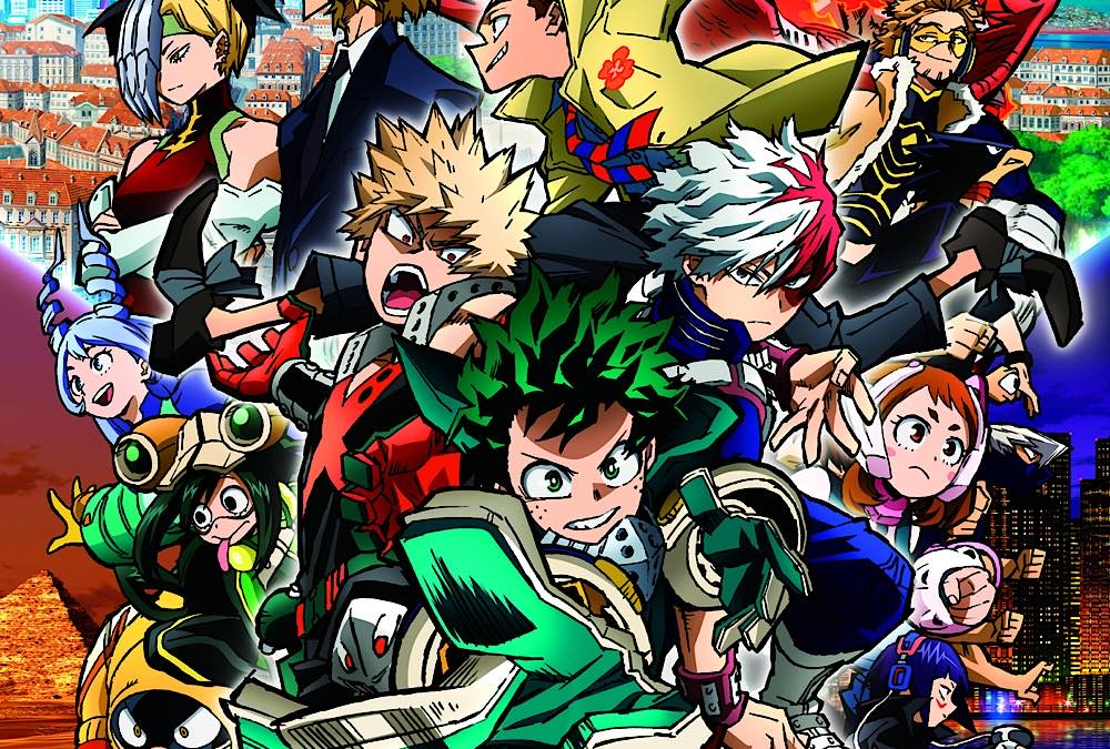 My Hero Academia: World Heroes' Mission (Funimation)