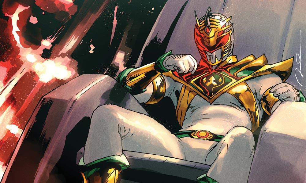 Power Rangers #12 (BOOM! Studios)