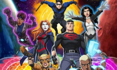Young Justice (Warner Bros. Animation)